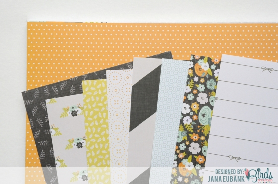 Selecting Patterned Paper 1
