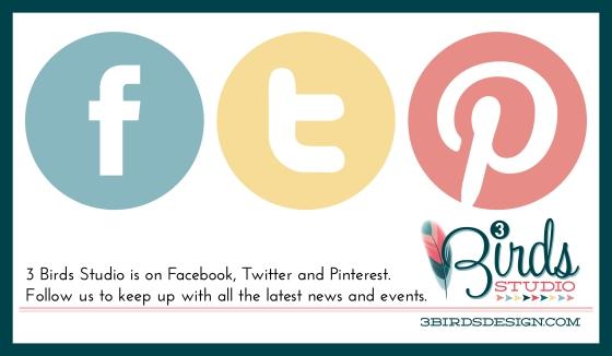 3-Birds-Social-Media Facebook Twitter Pinterest