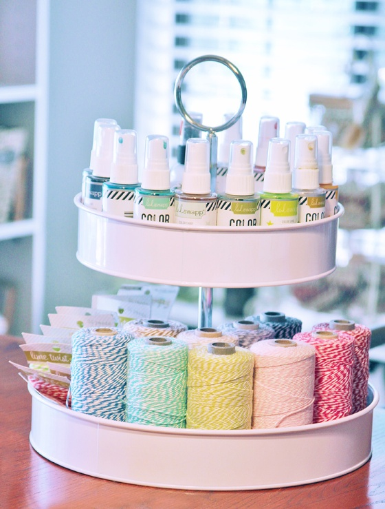 Storage Ideas Ink and Twine Mary Ann Jenkins