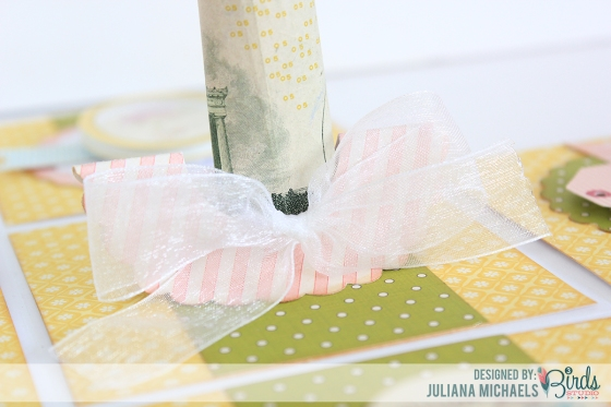 Exploding Box Wedding by Juliana Michaels for 3 Birds Studio #3birdsdesign #middaymedley #explodingbox #weddingcard