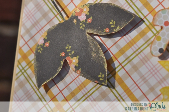 Fall Gift Bag by Katrina Hunt for 3 Birds Design