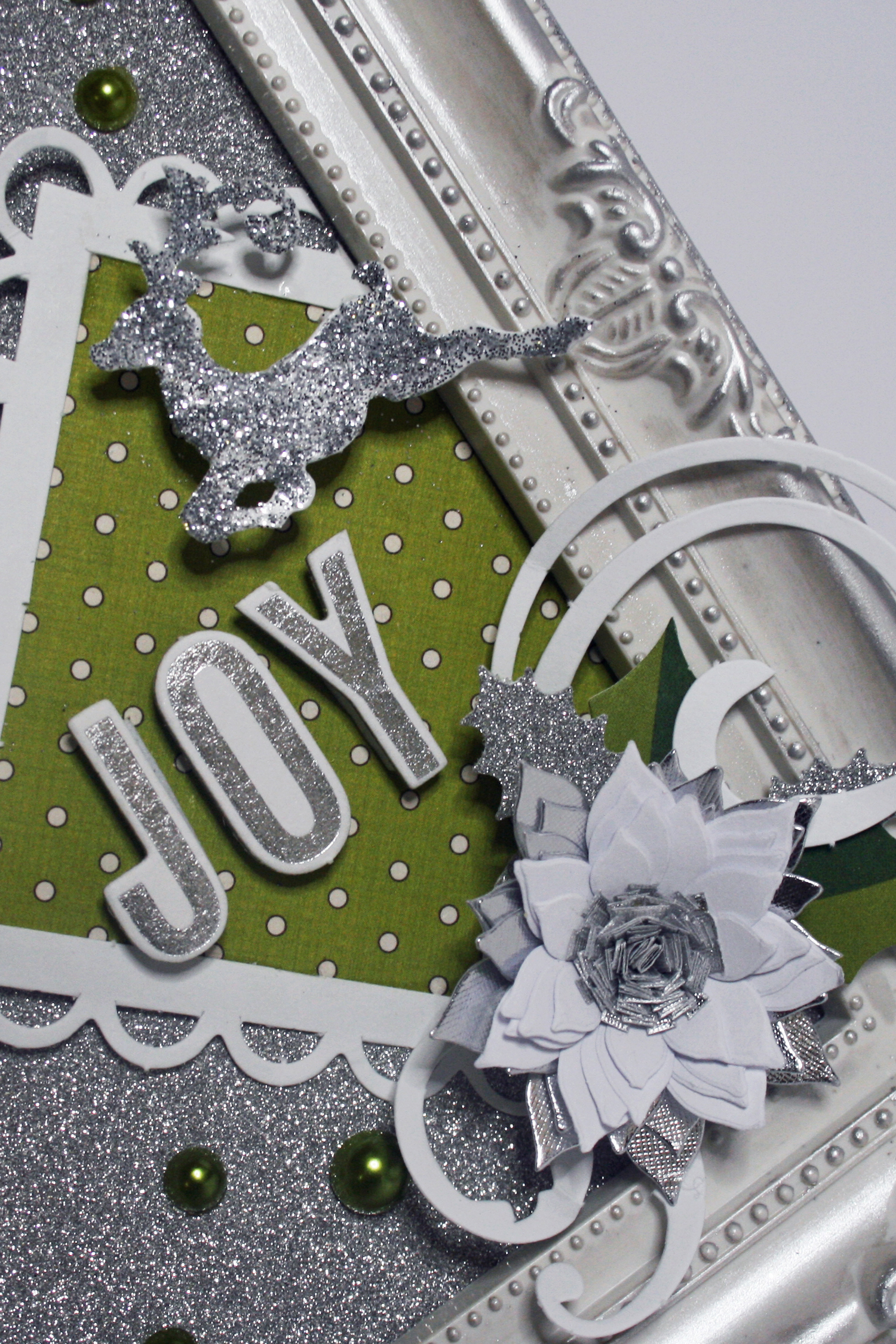 Holiday Quilled Card Kit Birds Design Straight From The Nest - Joy home design